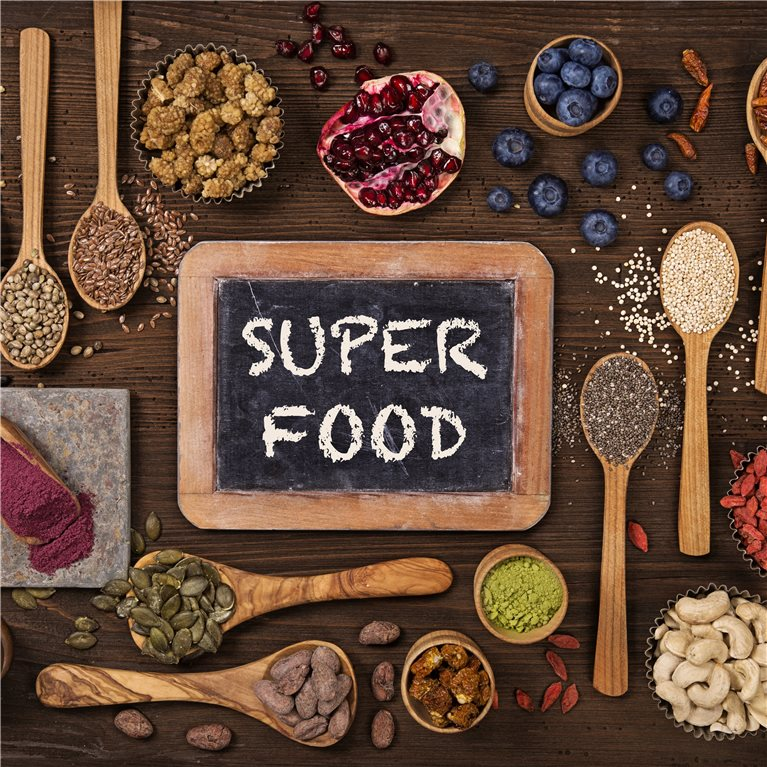 ir a Superfoods