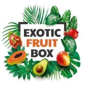 Logo Exotic Fruit Box