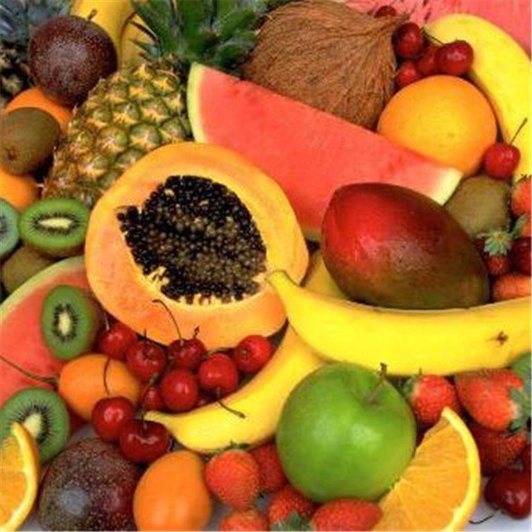 ir a Frutas tropicales