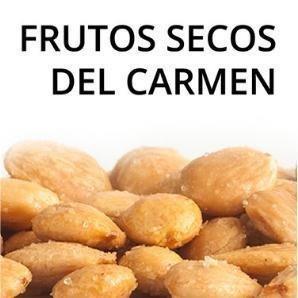 Frutos secos del Carmen