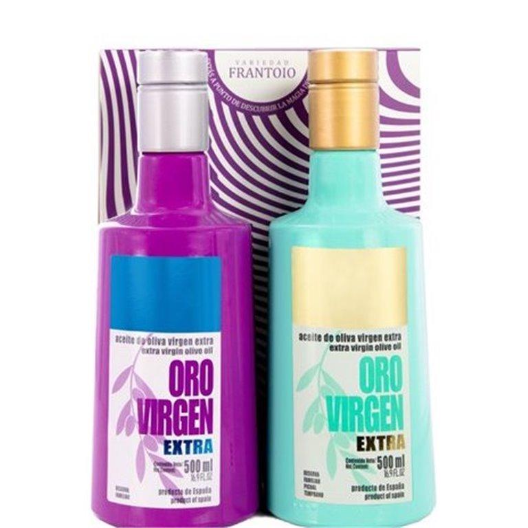 ir a Aceite de Oliva Frantoio