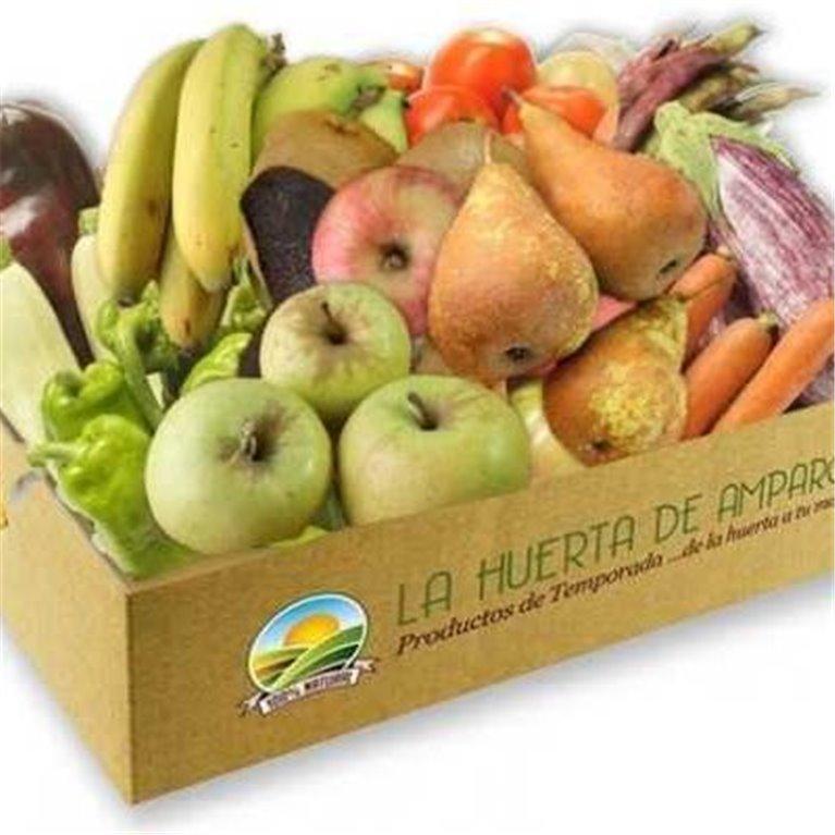 ir a Cajas de Regalo de Verduras