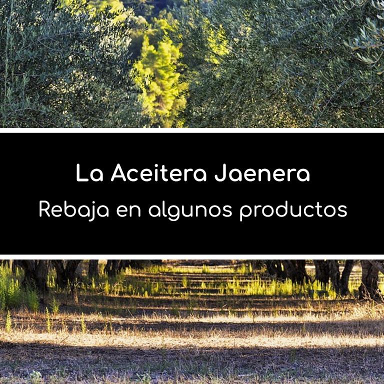 Ofertas La Aceitera Jaenera
