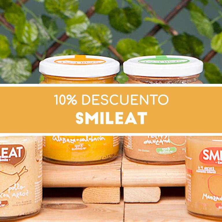 ¡10% DESCUENTO en Smileat!