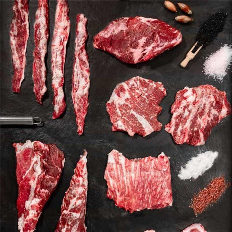 ir a Carne ibérica