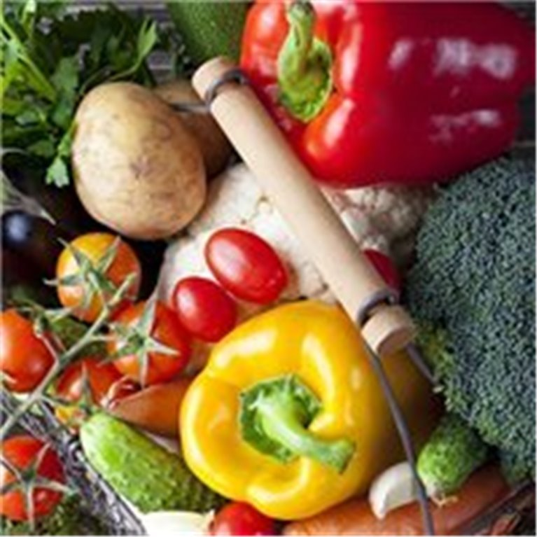 ir a verduras