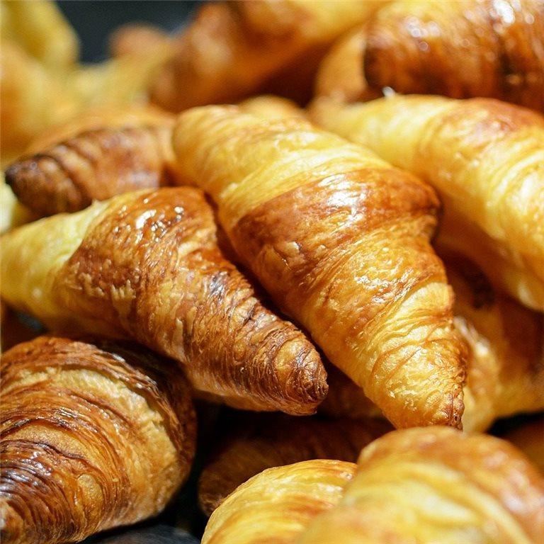ir a Palmeras y croissants