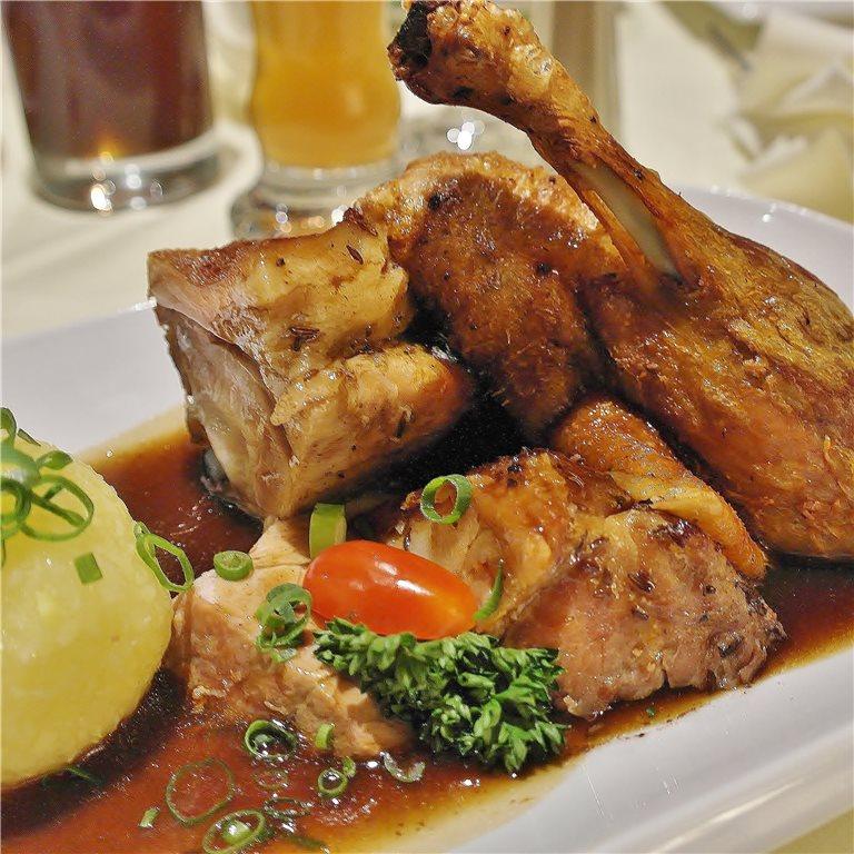 ir a Carne de pollo y derivados