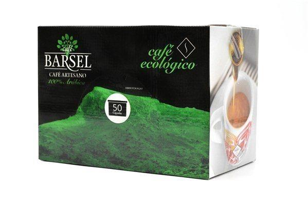 100% Arábica ECOLÓGICO - Cápsulas Espresso Point (FAP)