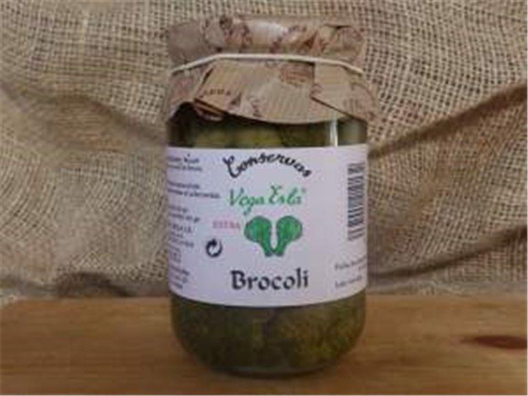 12 tarros de brocoli al natural 314 ml, 12 ud
