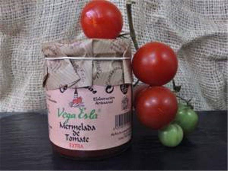 12 tarros de confitura de tomate 250 ml, 12 ud