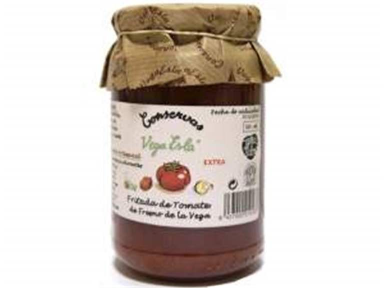 12 tarros de fritada de tomate artesana 314ml, 12 ud