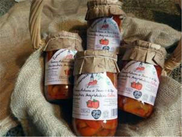 12 tarros de pimiento agridulce 720ml, 12 ud