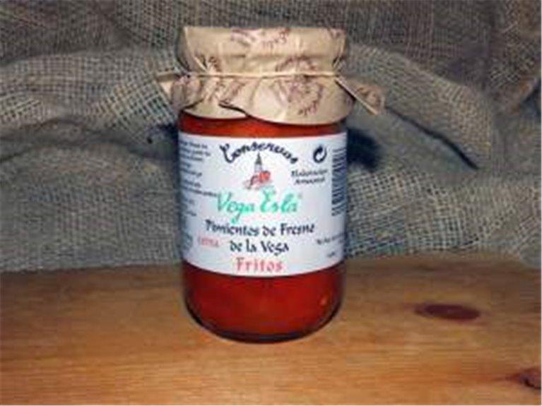 12 tarros de pimiento frito en aceite de oliva 314 ml, 12 ud