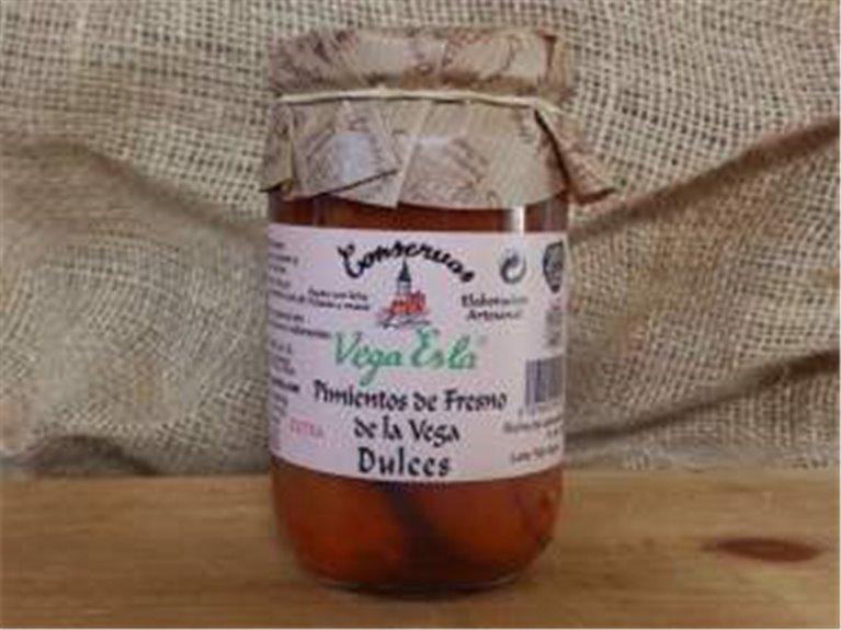 12 tarros de pimientos asados dulces, 12 ud