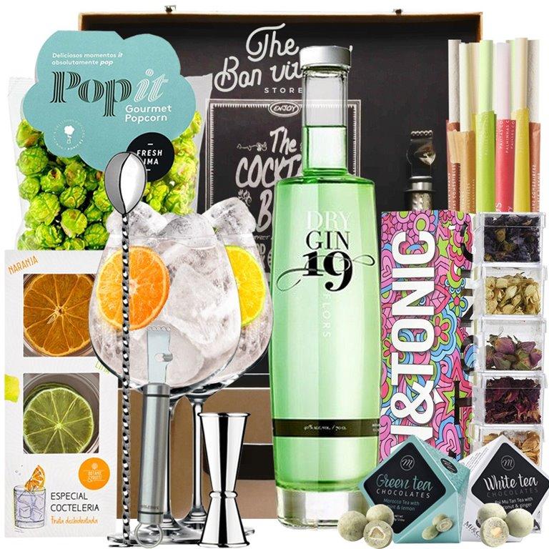 19 Flors Gin Kit