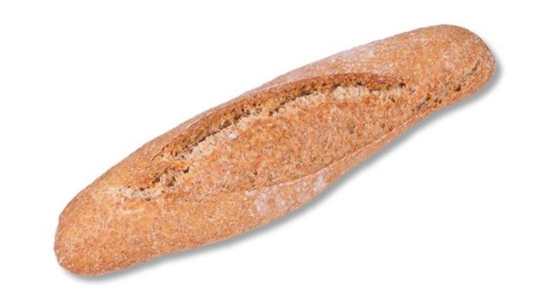2 barras de pan integral, 1 ud