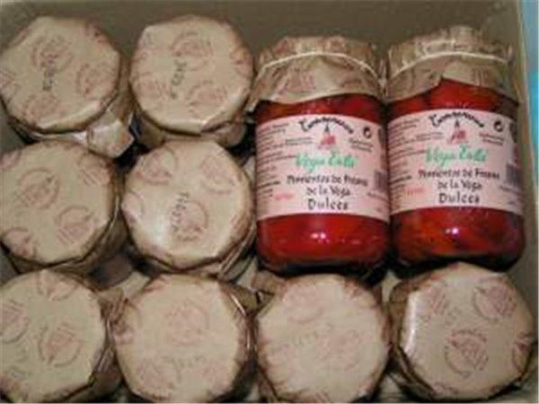 2 cajas de pimiento asado dulce 24 tarros de 314 ml
