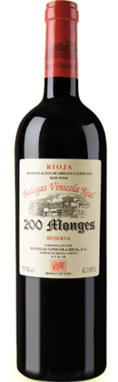 200 Monges Reserva 2011