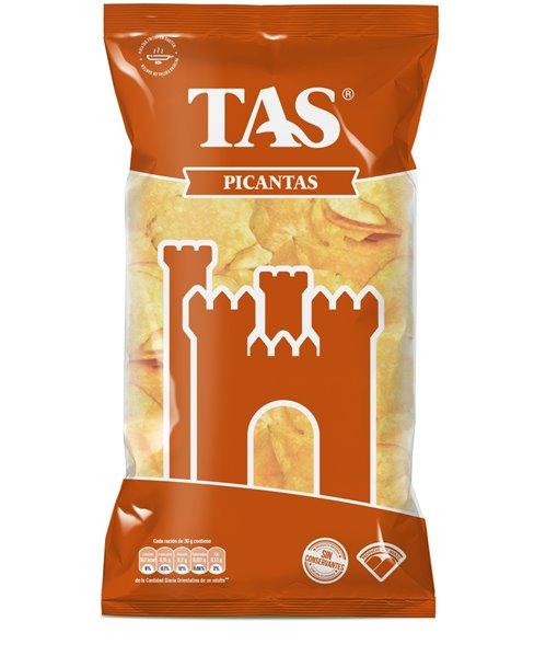 Patatas fritas Pican-TAS. 20 Bolsas de 40gr