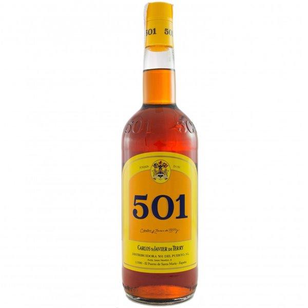 501 BRANDY 1L.