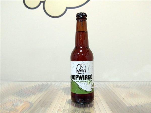 8 Wired – HopWIRED NZ IPA