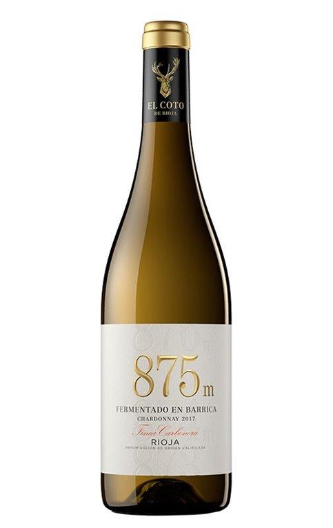 875 Chardonnay Fermentado en Barrica Blanco 75cl.
