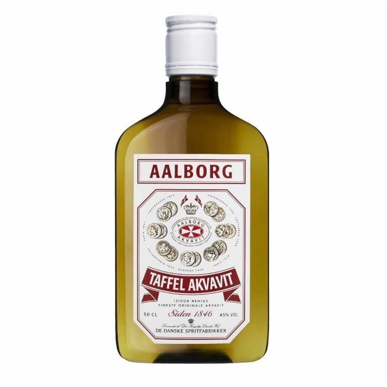 AALBORG TAFFEL AKVAVIT PET 0,50 L.
