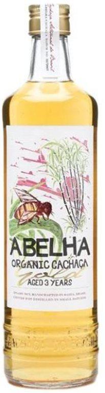 Abelha Organic Cachaca Gold