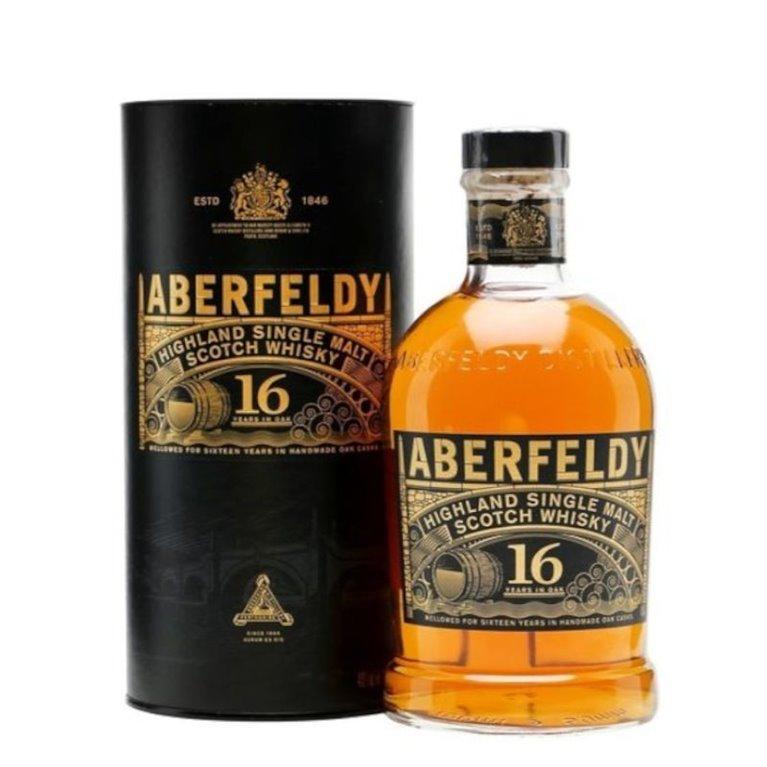 ABERFELDY 16 YO 0,70 L. + ESTUCHE