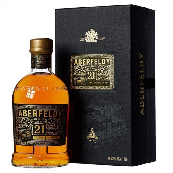 ABERFELDY 21 YO 0,70 L.
