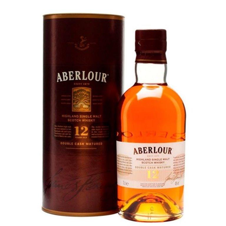 ABERLOUR 12 YO DOUBLE CASK 0,70 L. 40º