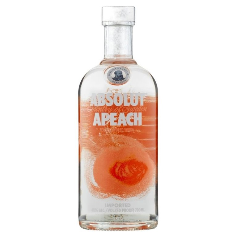 ABSOLUT APEACH 0,70 L.