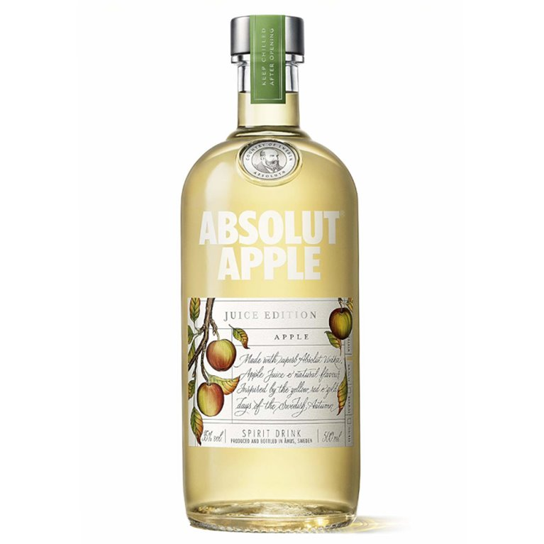 ABSOLUT APPLE 0,50 L.