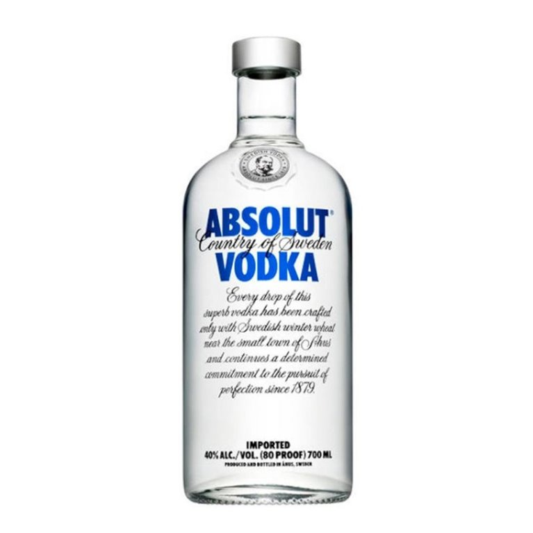 ABSOLUT BLUE 0,70 L.