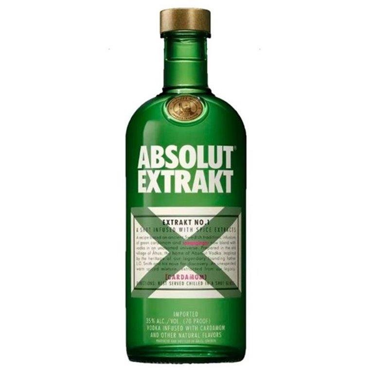 ABSOLUT EXTRAKT 0,70 L. 35º