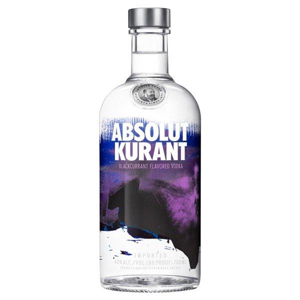 ABSOLUT KURANT 0,70 L.