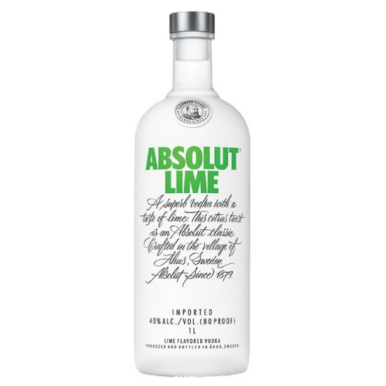 ABSOLUT LIME 1L.