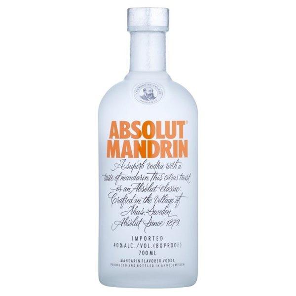 ABSOLUT MANDARIN 0,70 L.