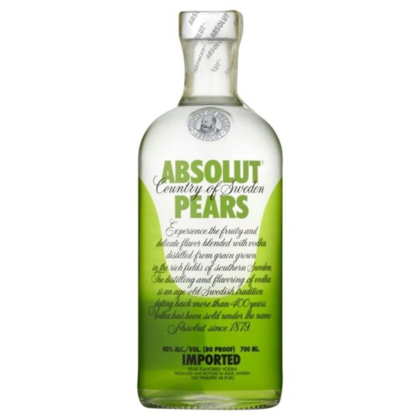 ABSOLUT PEAR 0,70 L.