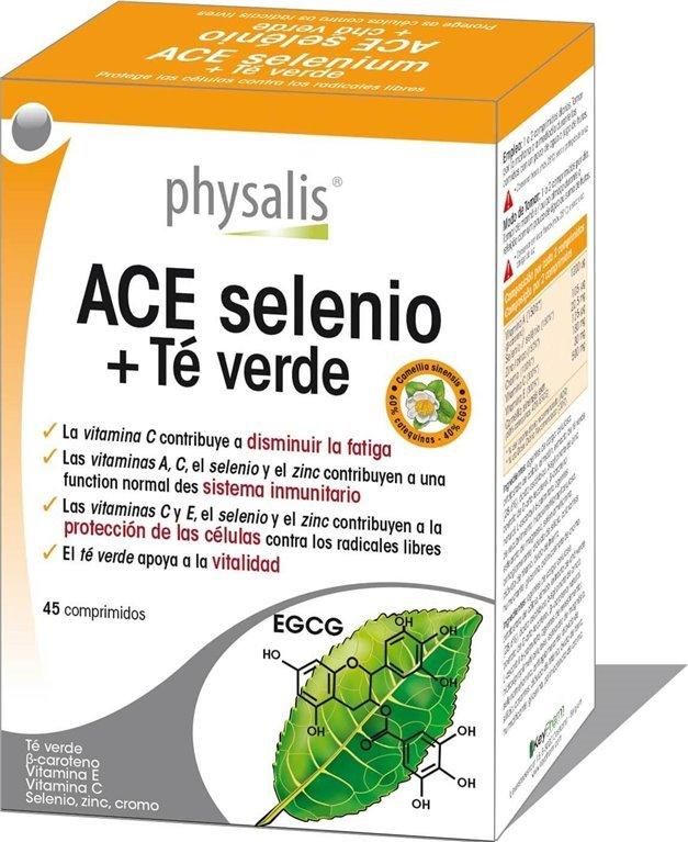 ACE Selenio + Té Verde, 30 gr