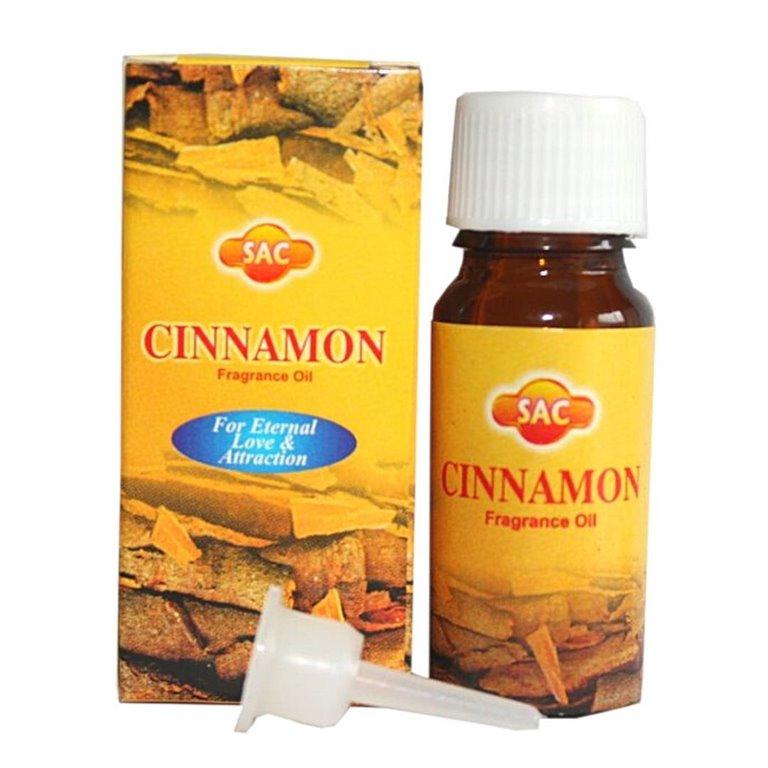 Aceite aromático canela | Cinnamon Fragrance Oil 10ml