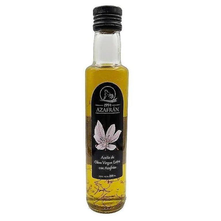 Aceite con azafrán 250ml