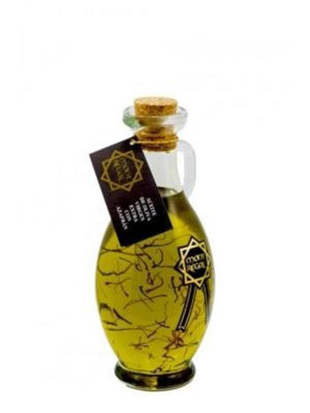 Aceite con azafrán Mont Regal