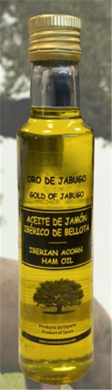 Aceite con jamón bellota 250ml