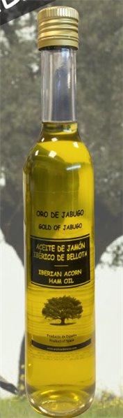 Aceite con jamón bellota 500ml