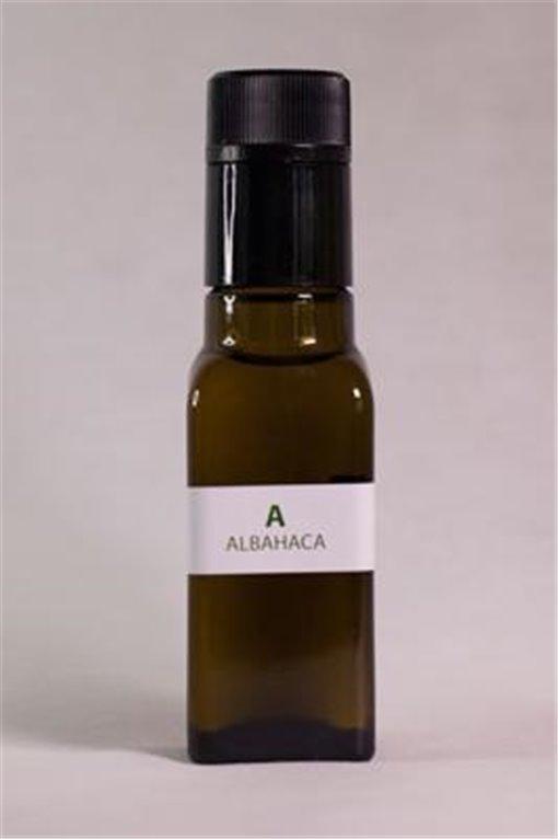 Aceite condimentado albahaca Ecostean, 1 ud