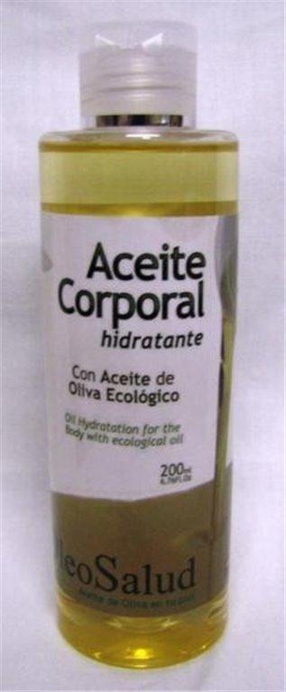 Aceite corporal hidratante