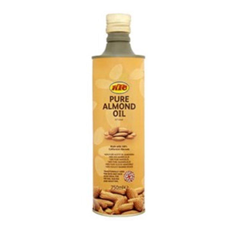 Aceite de Almendra Puro 500ml, 1 ud