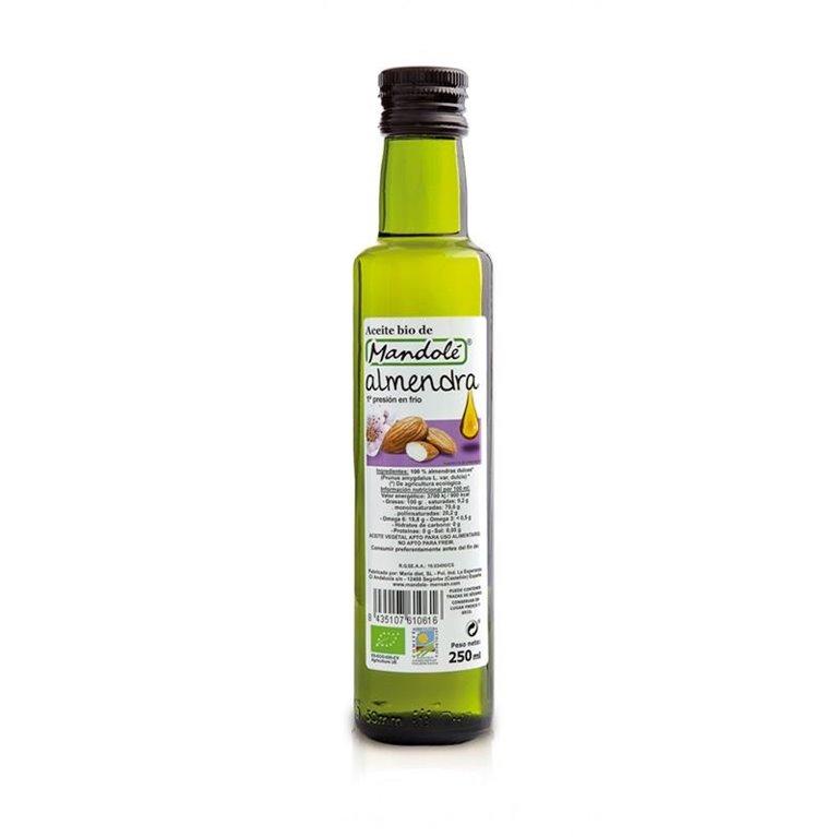 Aceite de Almendra Dulce Bio 250ml